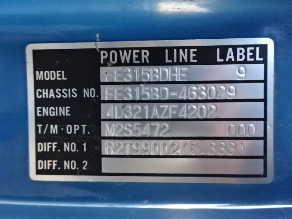 Used 1992 MT Mitsubishi Canter FE315BD Image[31]