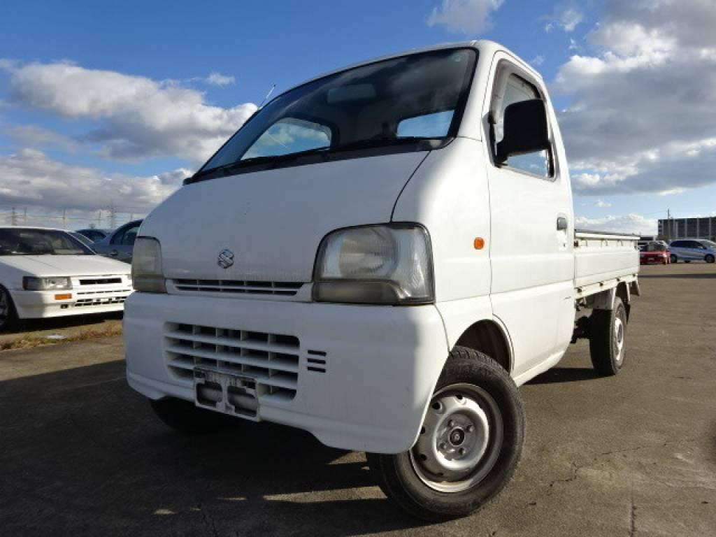 Used 1999 MT Suzuki Carry Truck DB52T