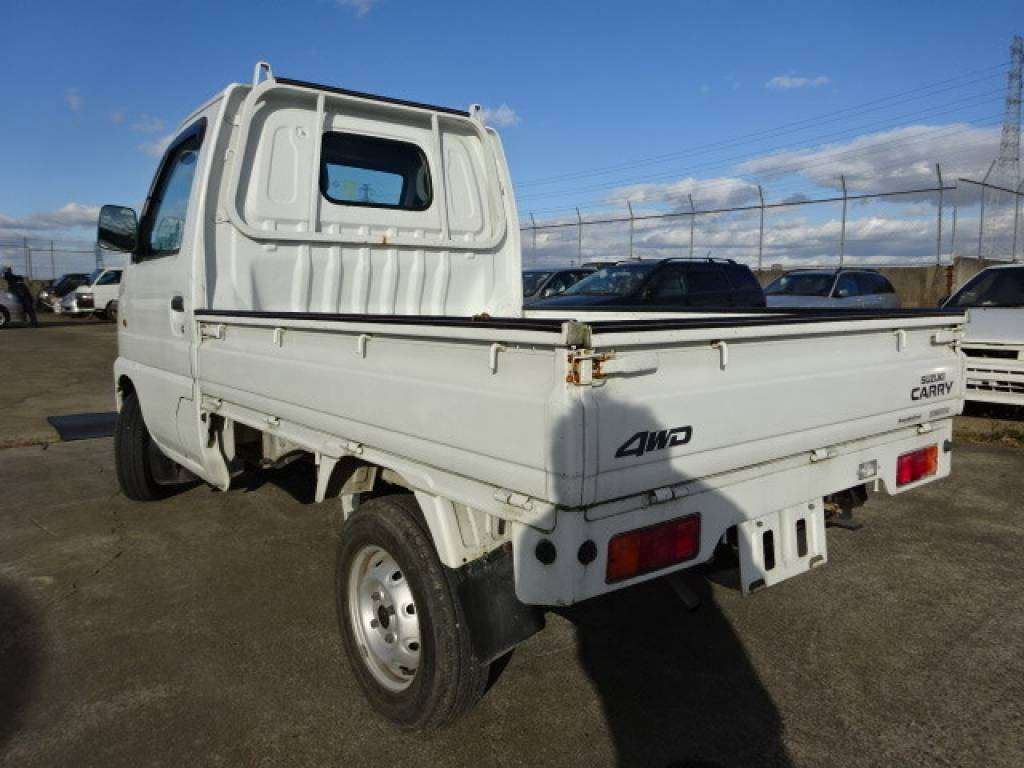 Used 1999 MT Suzuki Carry Truck DB52T Image[3]
