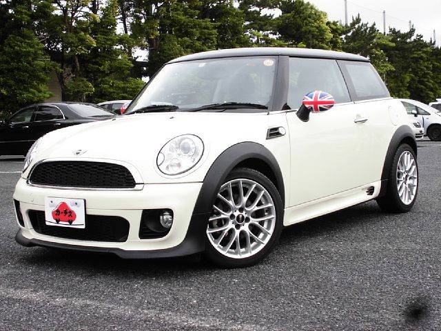 Used 2012 CVT BMW MINI CBA-SU16