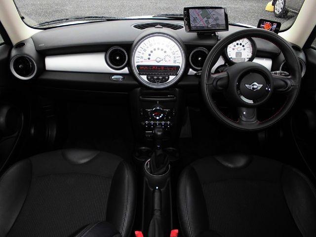 Used 2012 CVT BMW MINI CBA-SU16 Image[1]