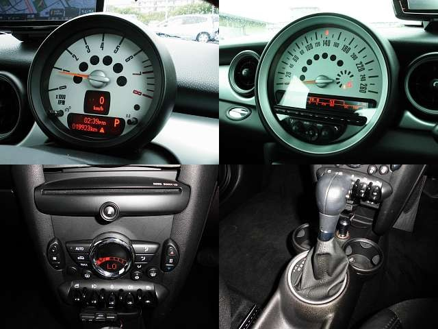 Used 2012 CVT BMW MINI CBA-SU16 Image[4]