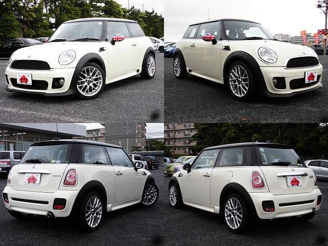 Used 2012 CVT BMW MINI CBA-SU16 Image[9]