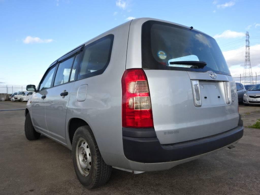 Used 2008 AT Toyota Succeed Van NCP51V Image[2]