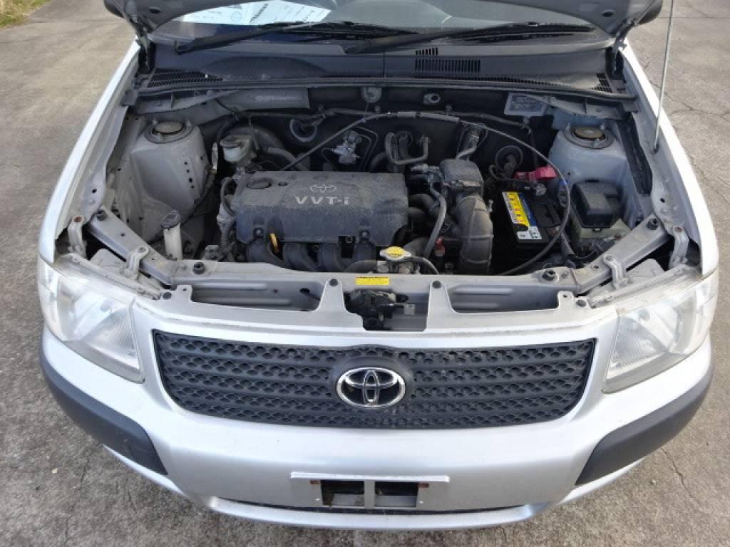 Used 2008 AT Toyota Succeed Van NCP51V Image[29]