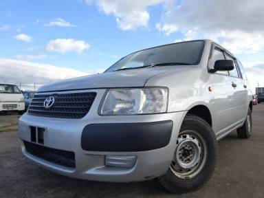 Toyota Succeed Van 2008 from Japan