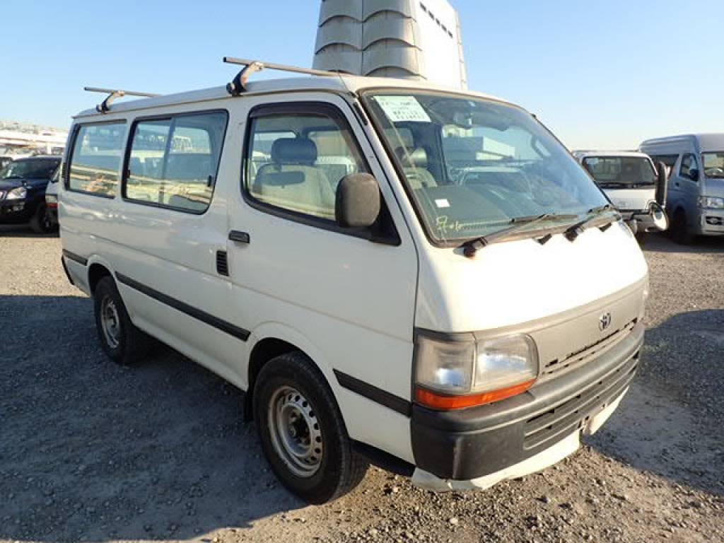 Used 1998 AT Toyota Hiace Van RZH102V