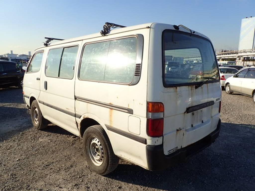 Used 1998 AT Toyota Hiace Van RZH102V Image[5]