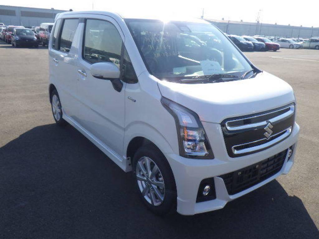 Used 2017 AT Suzuki Wagon R MH55S