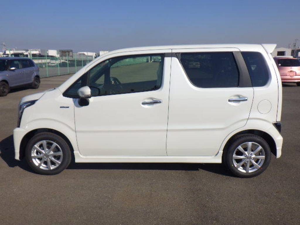 Used 2017 AT Suzuki Wagon R MH55S Image[3]