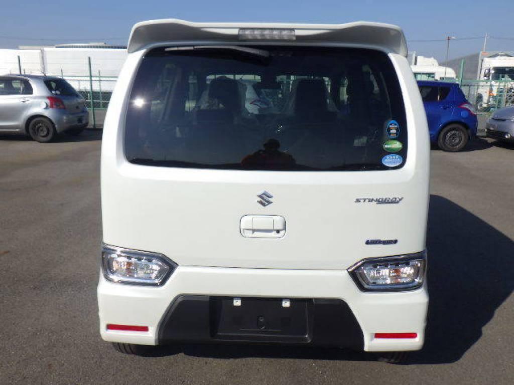 Used 2017 AT Suzuki Wagon R MH55S Image[5]