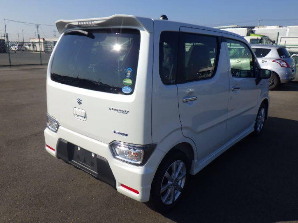 Used 2017 AT Suzuki Wagon R MH55S Image[6]