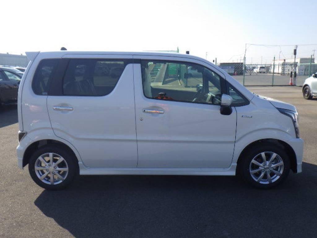 Used 2017 AT Suzuki Wagon R MH55S Image[7]