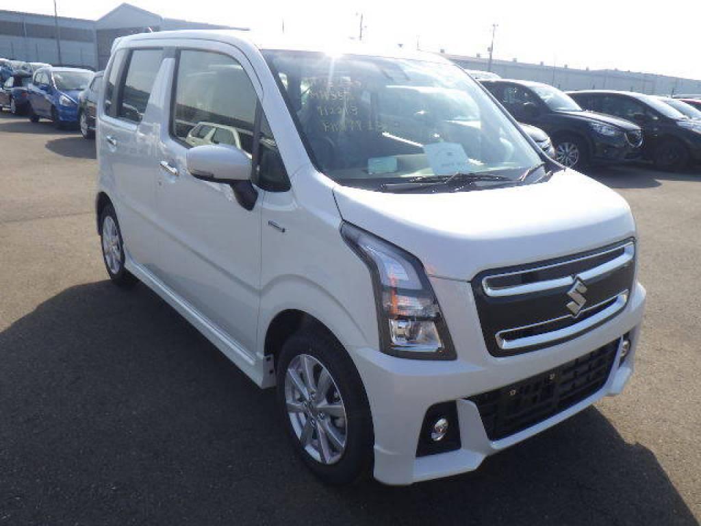 Used 2018 AT Suzuki Wagon R MH55S