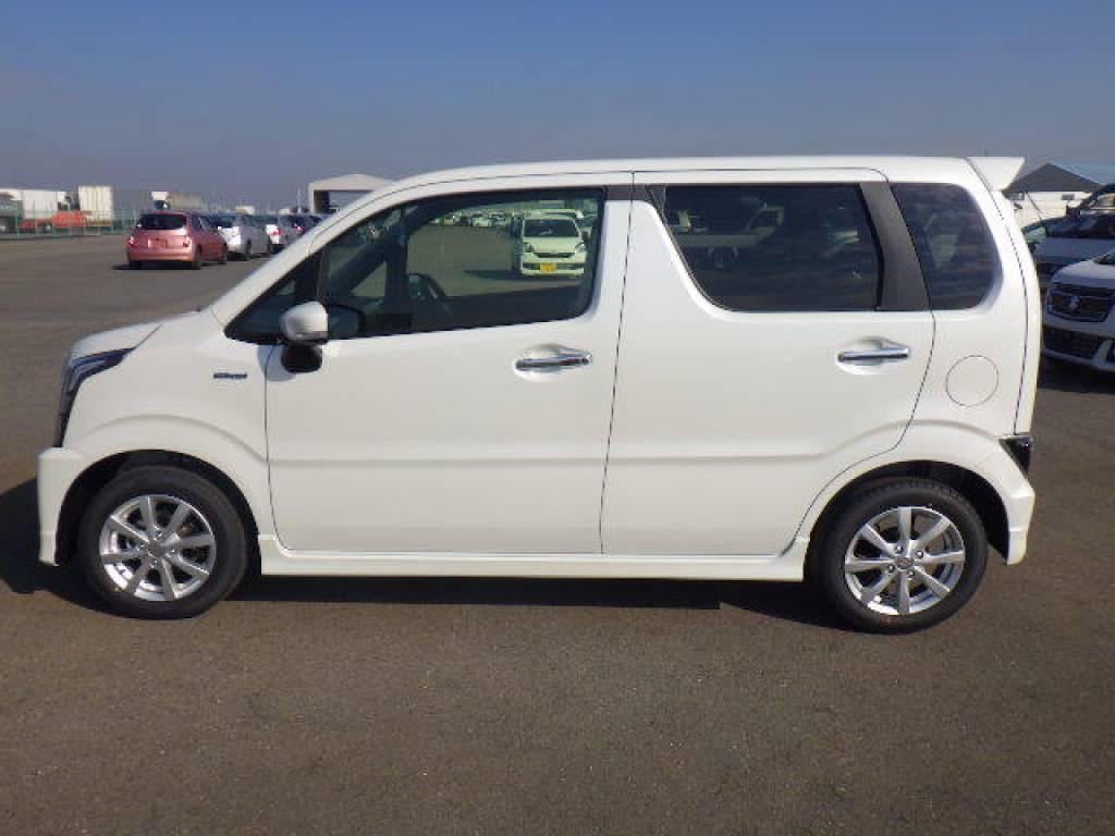 Used 2018 AT Suzuki Wagon R MH55S Image[3]