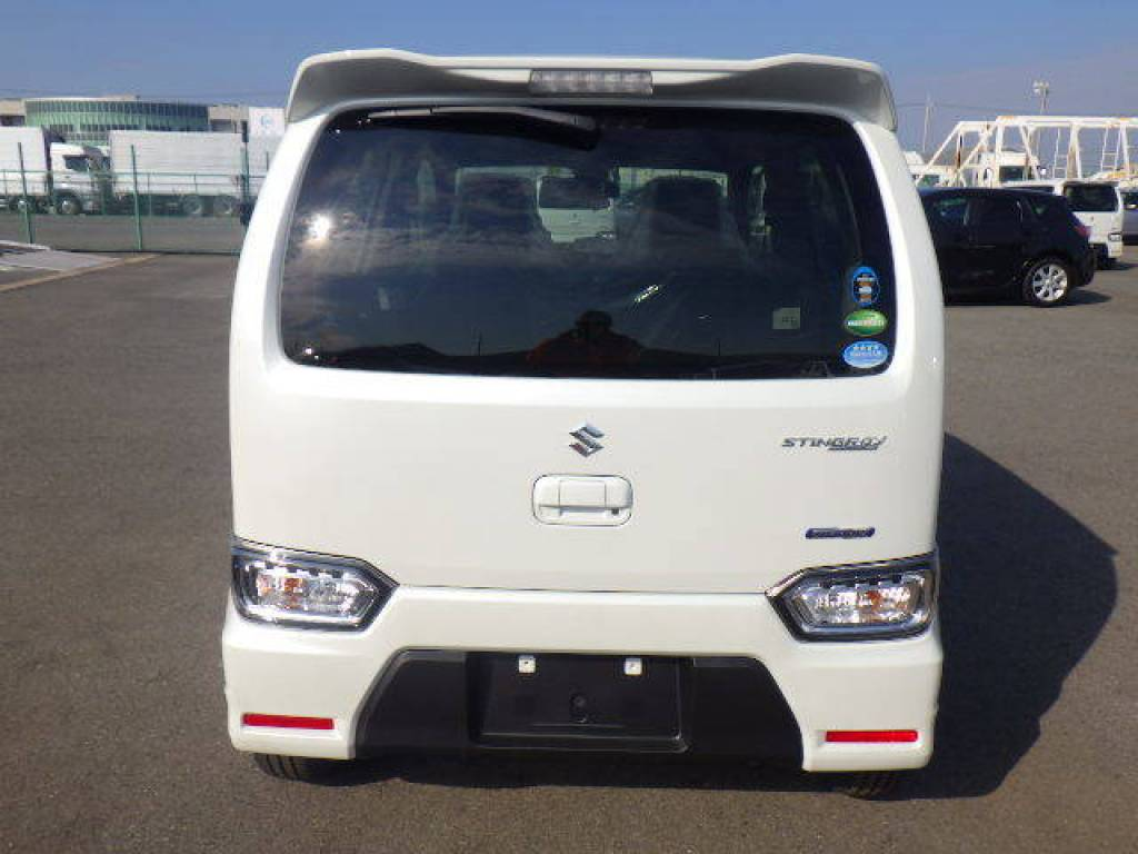 Used 2018 AT Suzuki Wagon R MH55S Image[5]
