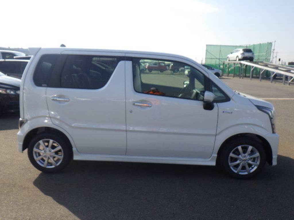 Used 2018 AT Suzuki Wagon R MH55S Image[7]