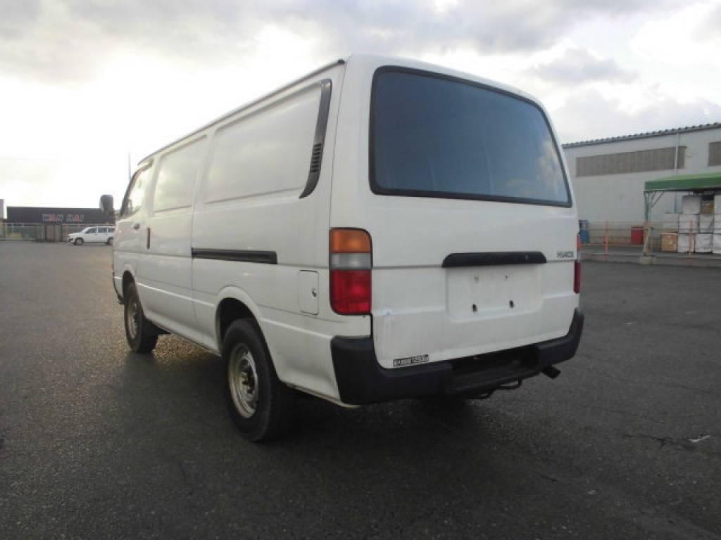 Used 2004 MT Toyota Hiace Van TRH112V Image[3]