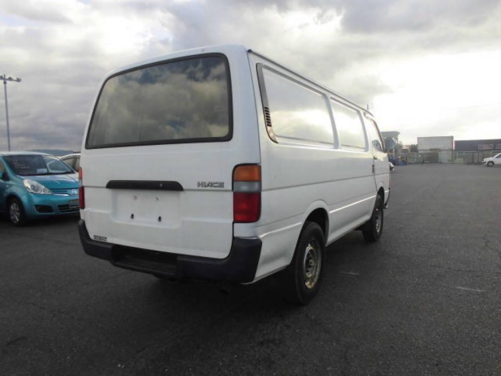 Used 2004 MT Toyota Hiace Van TRH112V Image[5]