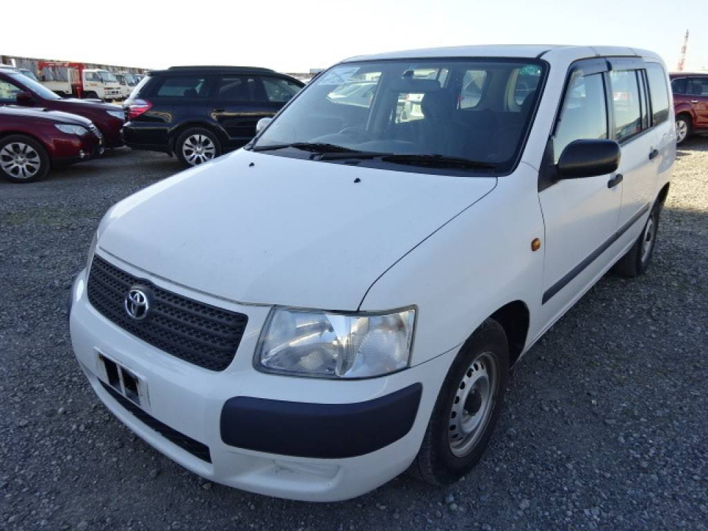 Used 2009 AT Toyota Succeed Van NCP51V