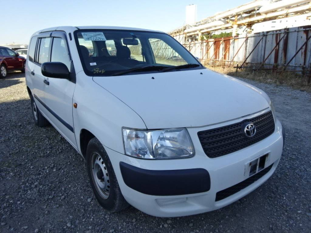 Used 2009 AT Toyota Succeed Van NCP51V Image[1]