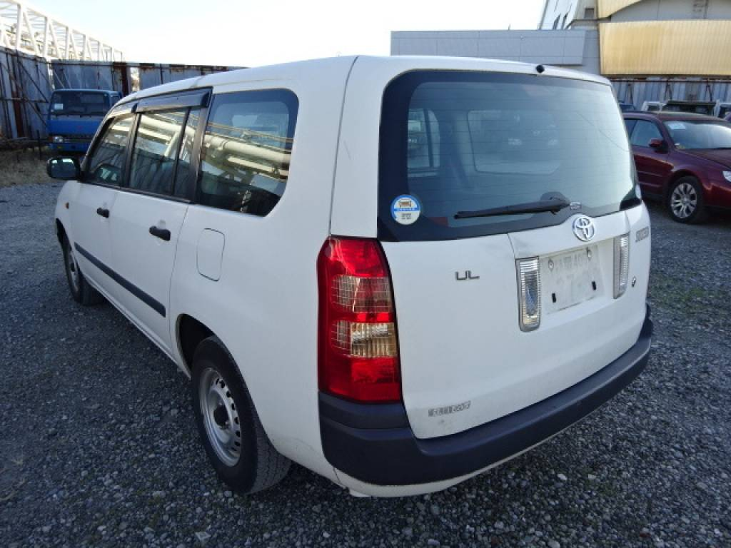 Used 2009 AT Toyota Succeed Van NCP51V Image[3]