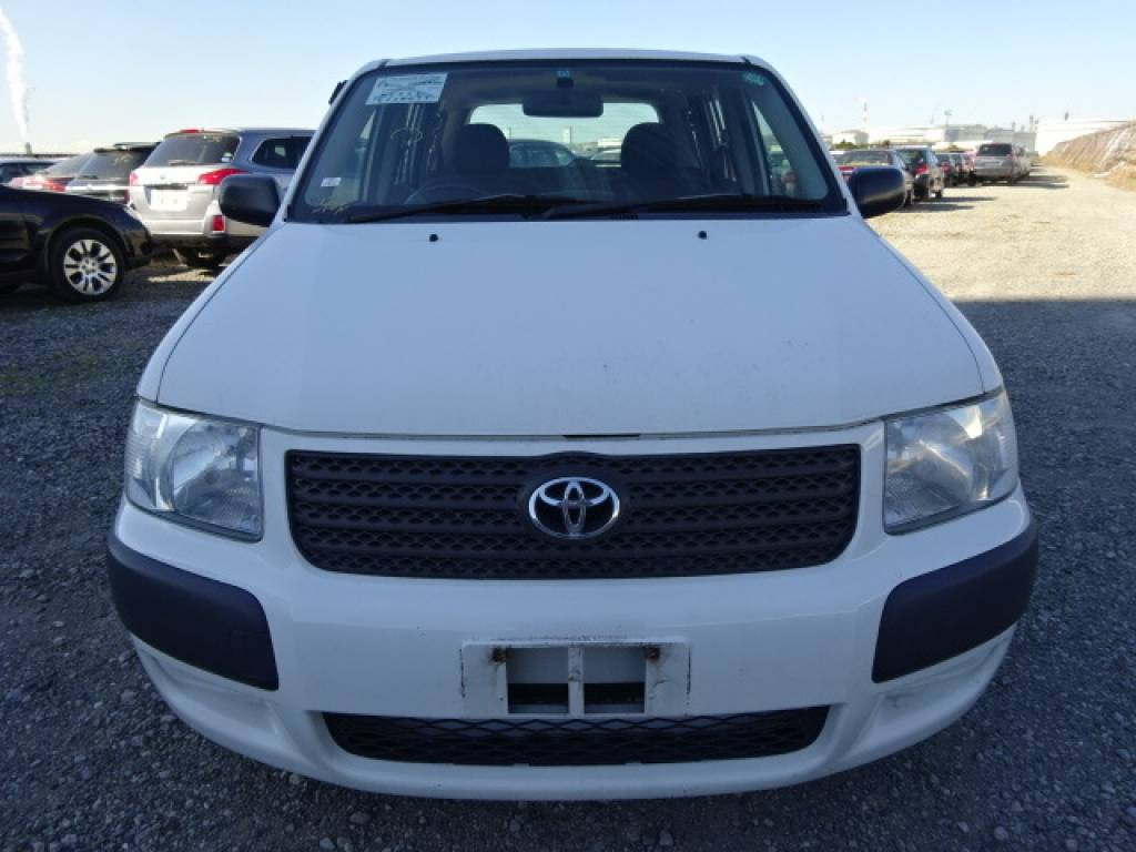 Used 2009 AT Toyota Succeed Van NCP51V Image[5]