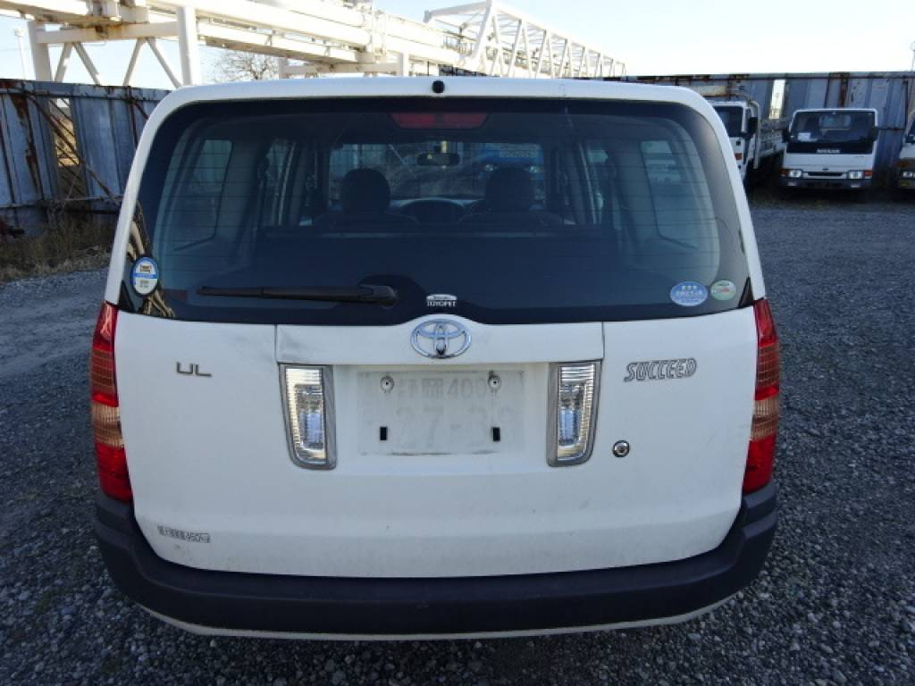 Used 2009 AT Toyota Succeed Van NCP51V Image[6]