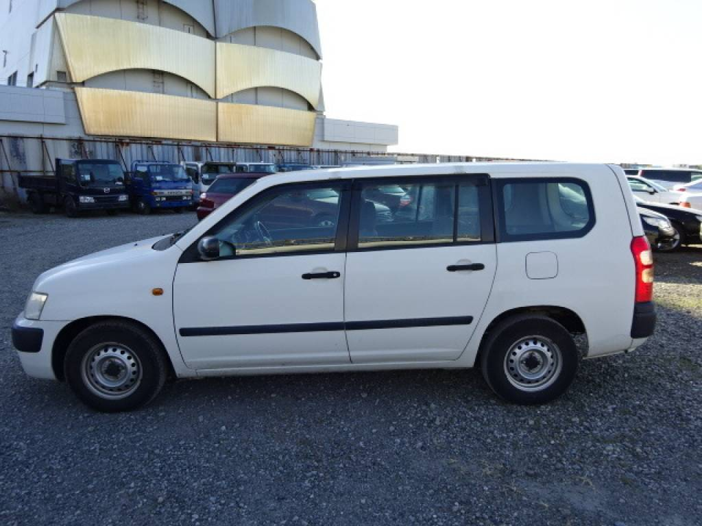 Used 2009 AT Toyota Succeed Van NCP51V Image[7]