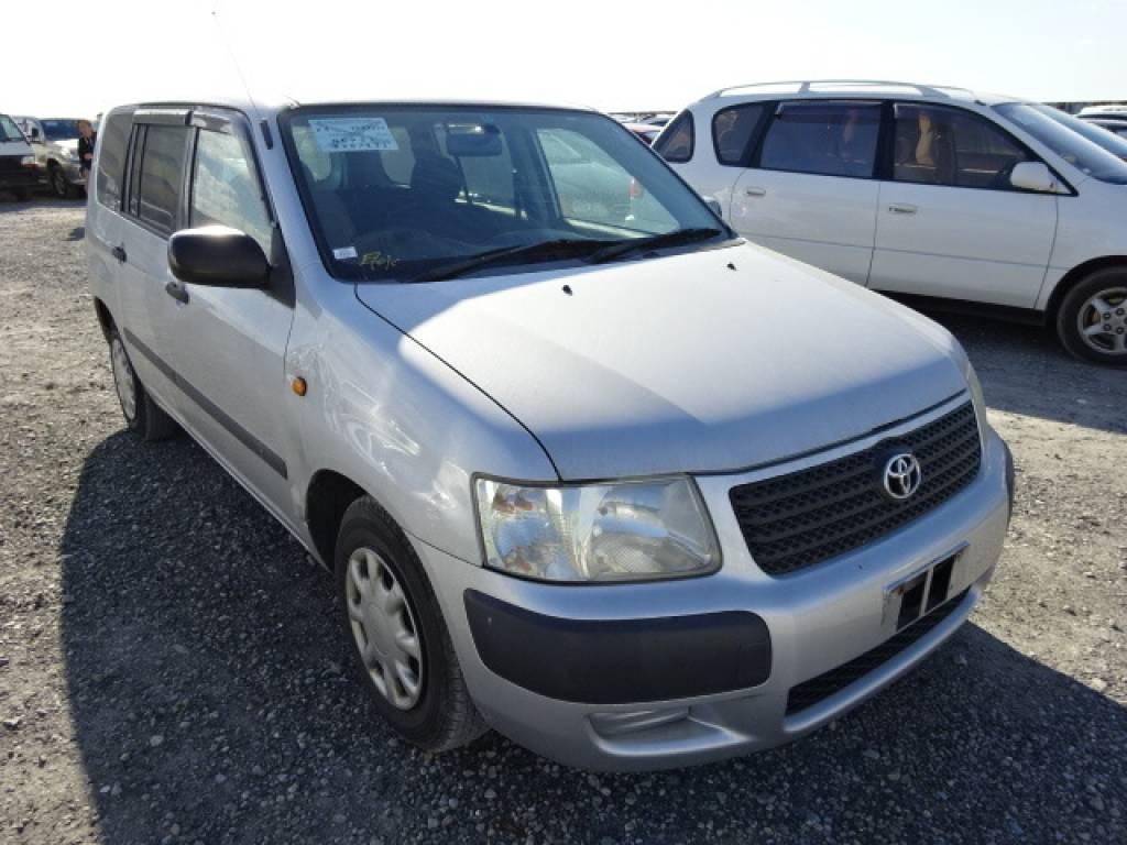 Used 2008 AT Toyota Succeed Van NCP51-0207131