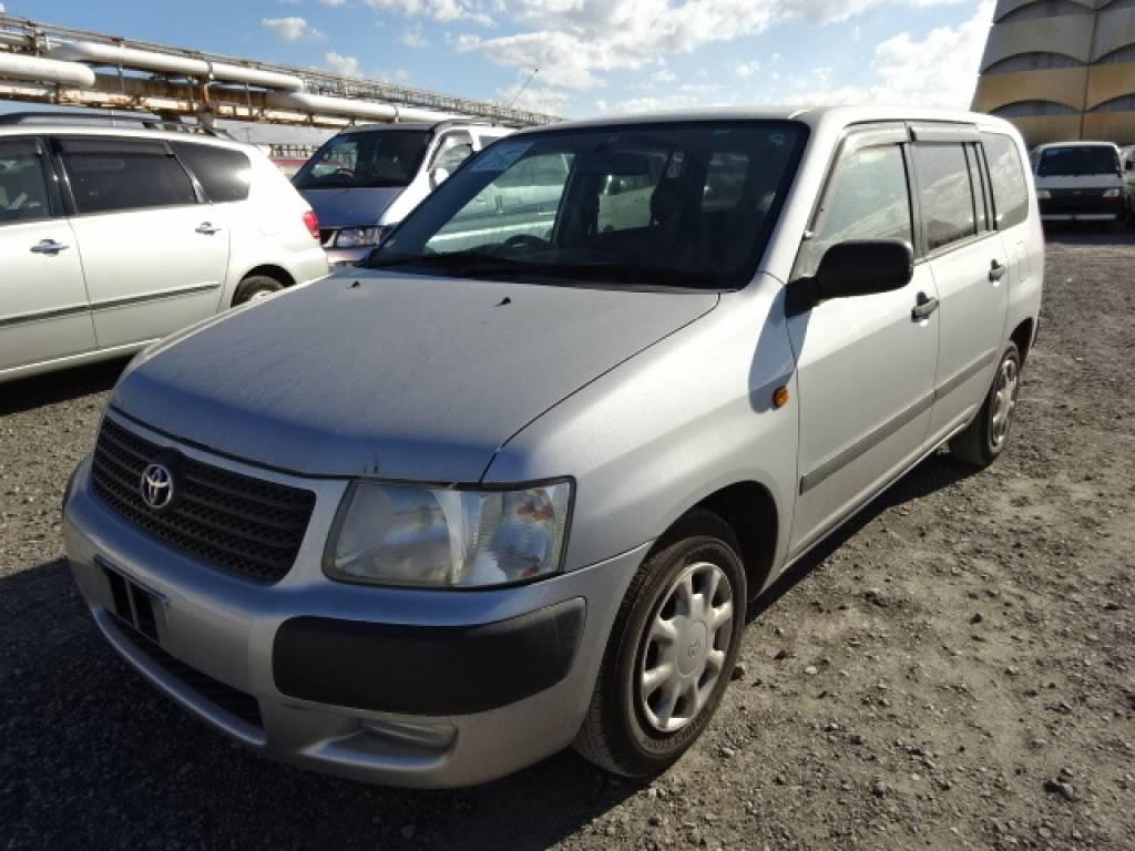 Used 2008 AT Toyota Succeed Van NCP51-0207131 Image[1]