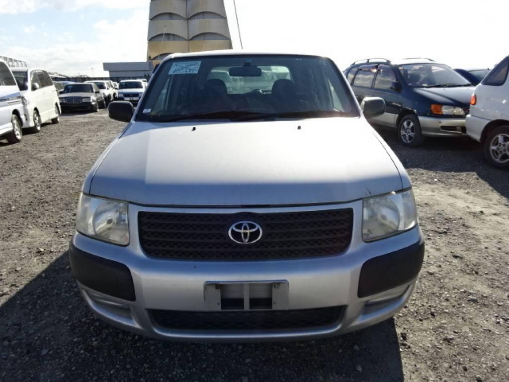 Used 2008 AT Toyota Succeed Van NCP51-0207131 Image[2]