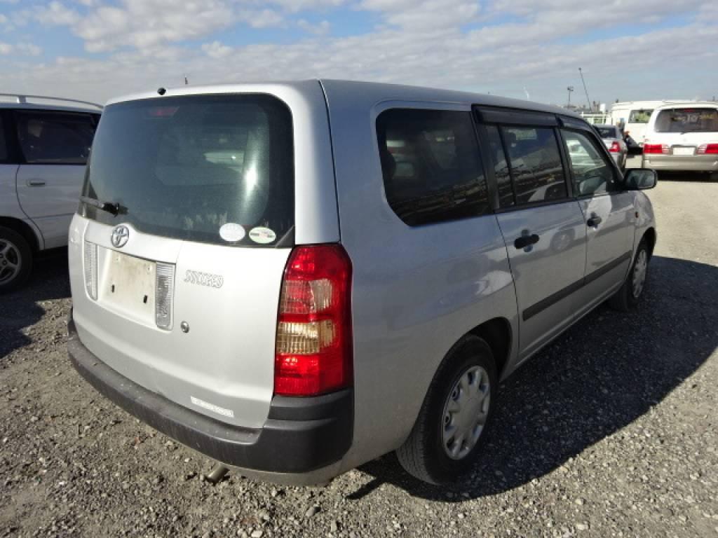 Used 2008 AT Toyota Succeed Van NCP51-0207131 Image[3]