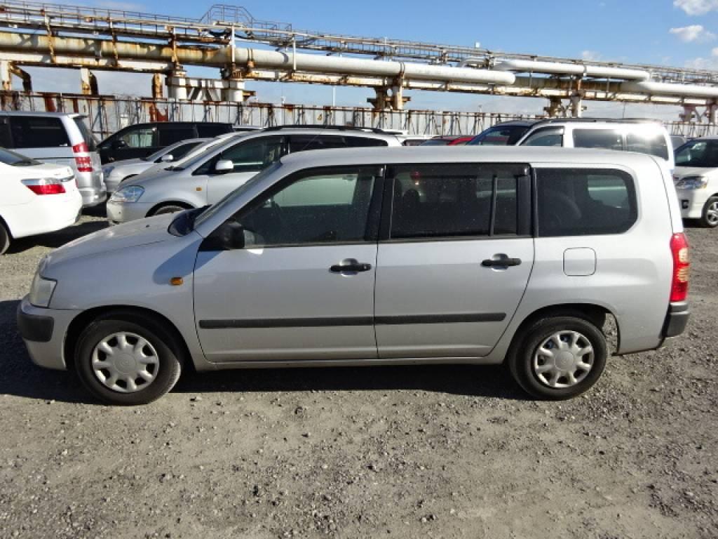Used 2008 AT Toyota Succeed Van NCP51-0207131 Image[6]