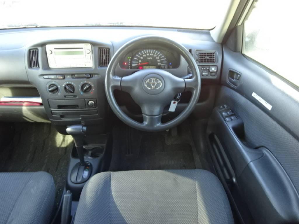 Used 2008 AT Toyota Succeed Van NCP51-0207131 Image[11]