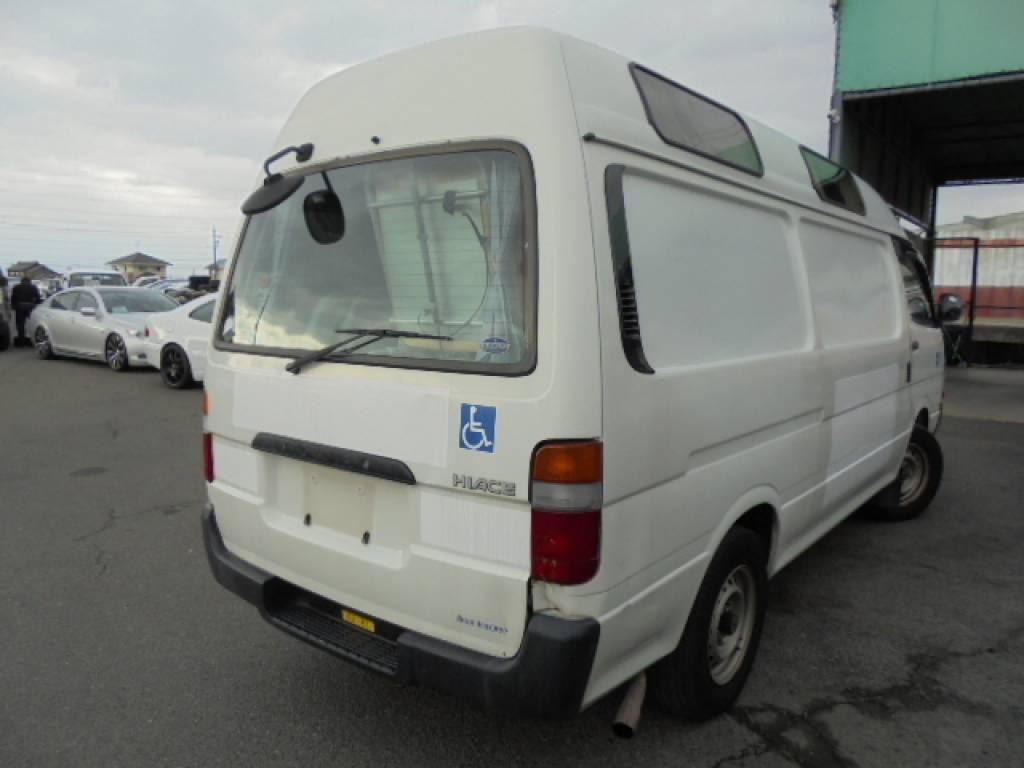 Used 2003 AT Toyota Hiace Commuter TRH124-0001694 Image[3]