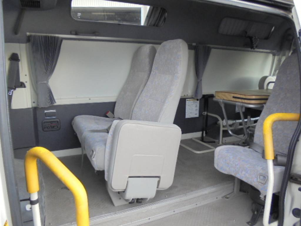 Used 2003 AT Toyota Hiace Commuter TRH124-0001694 Image[6]