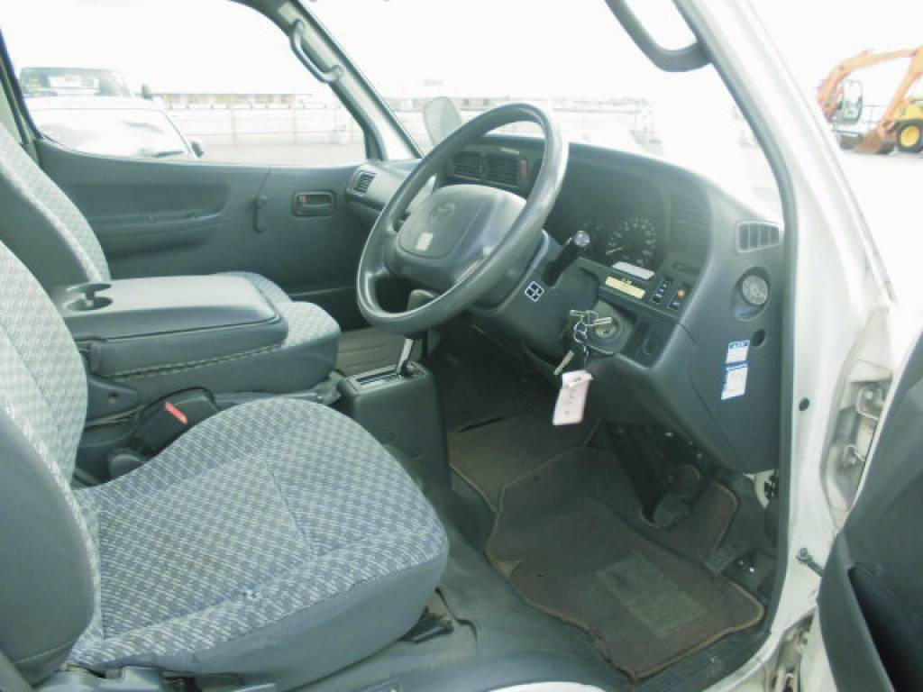 Used 2003 AT Toyota Hiace Commuter TRH124-0001694 Image[8]