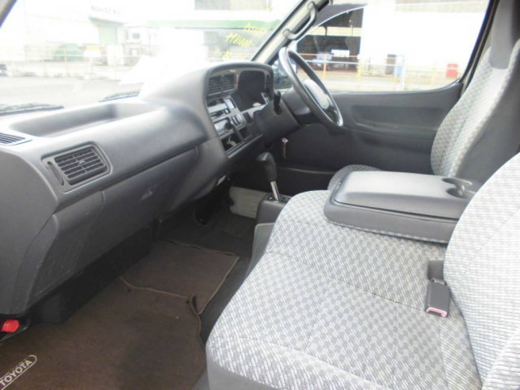 Used 2003 AT Toyota Hiace Commuter TRH124-0001694 Image[10]