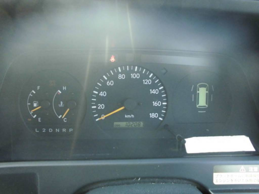 Used 2003 AT Toyota Hiace Commuter TRH124-0001694 Image[13]