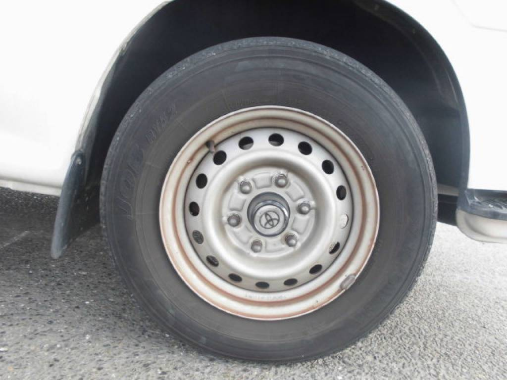 Used 2003 AT Toyota Hiace Commuter TRH124-0001694 Image[20]