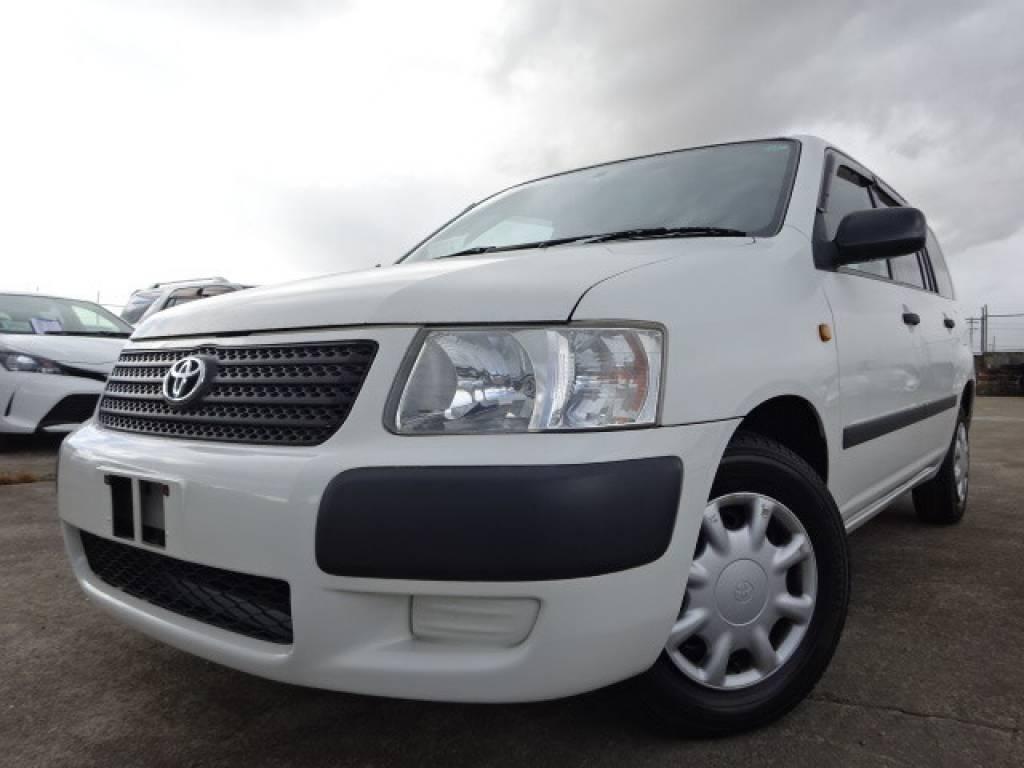 Used 2008 AT Toyota Succeed Van NCP51V