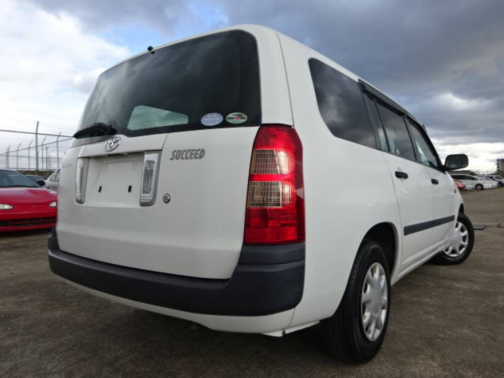Used 2008 AT Toyota Succeed Van NCP51V Image[3]