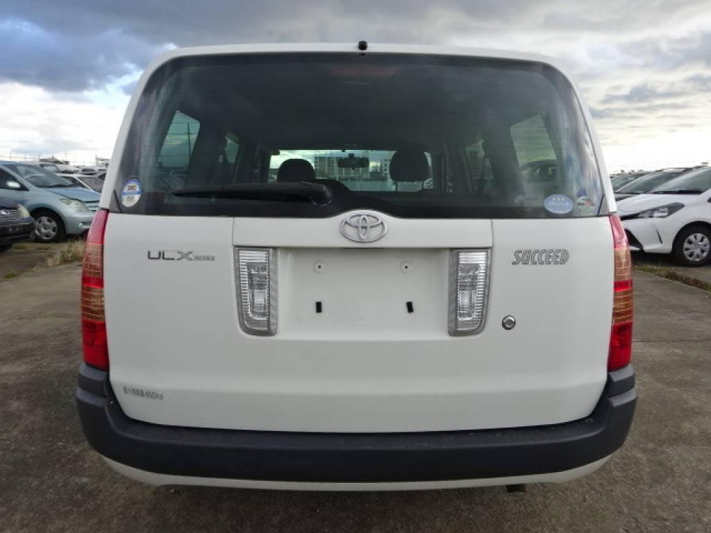 Used 2008 AT Toyota Succeed Van NCP51V Image[4]