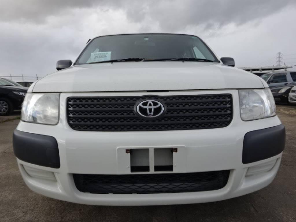 Used 2008 AT Toyota Succeed Van NCP51V Image[5]