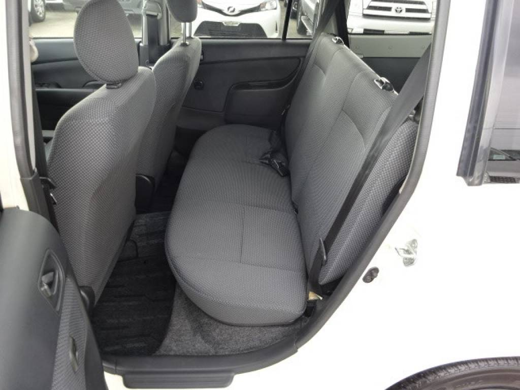 Used 2008 AT Toyota Succeed Van NCP51V Image[21]