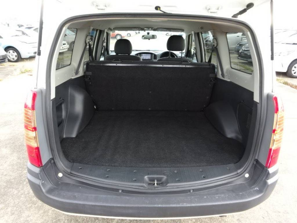 Used 2008 AT Toyota Succeed Van NCP51V Image[22]