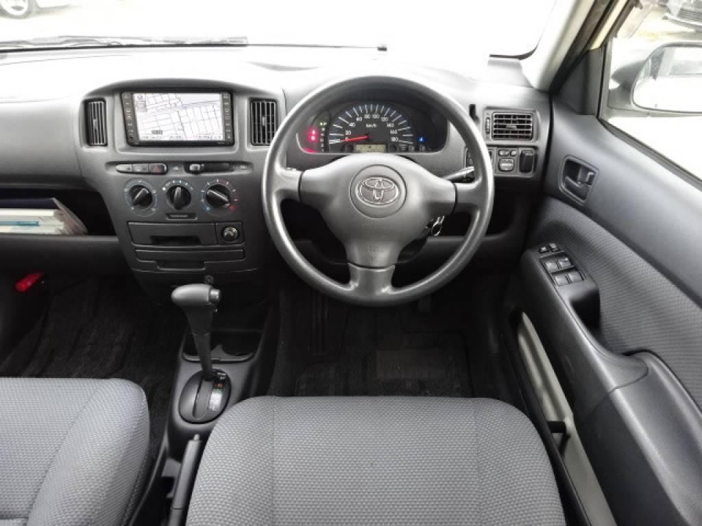 Used 2008 AT Toyota Succeed Van NCP51V Image[24]