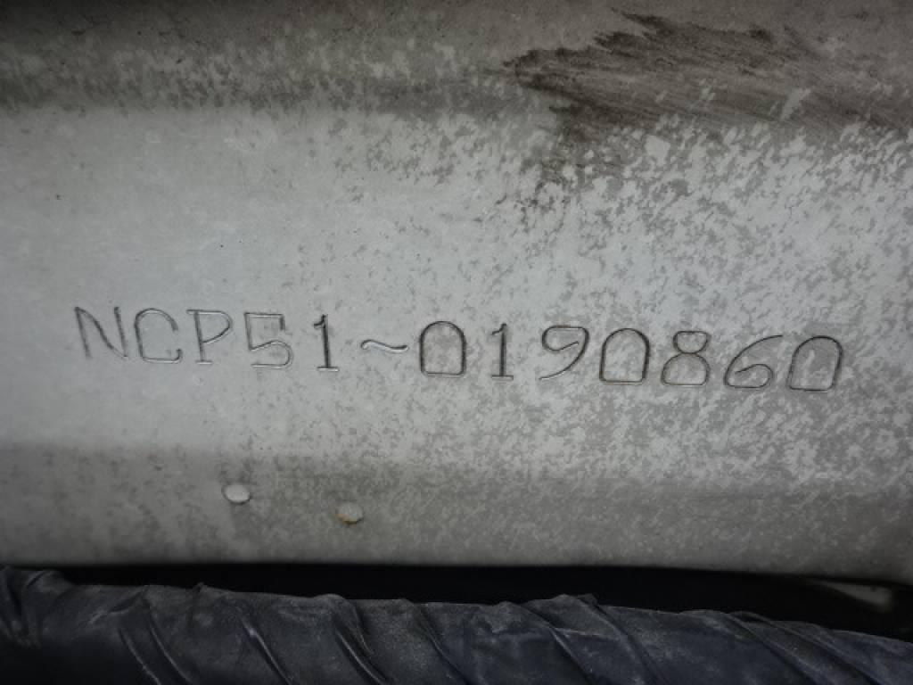 Used 2008 AT Toyota Succeed Van NCP51V Image[33]