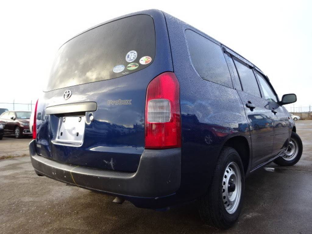 Used 2008 AT Toyota Probox Van NCP50V Image[3]